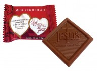 God So Loved Me Christian Milk Chocolates Bulk