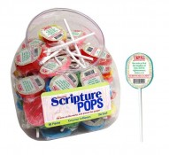 Gourmet Scripture Pops Christian Candy
