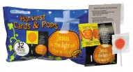 Harvest  Halloween Lollipops and Cards Christian Candy Bags