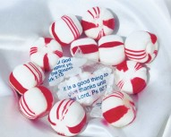 Old-Fashioned Hard Mint Scripture Candy Bulk