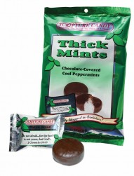 Thick Mint Peppermint Patties Scripture Candy Bag