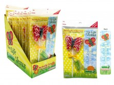 Butterfly Scripture Candy Pop Bookmark Set