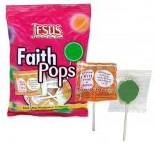 Faith Pops Scripture Candy Bag
