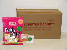Faith Pops Scripture Candy Case